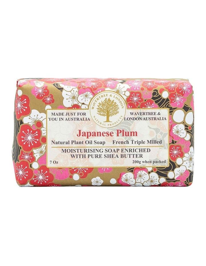 Japanese Plum Soap image 1