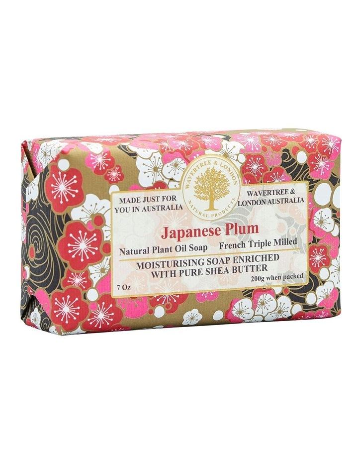 Japanese Plum Soap image 2