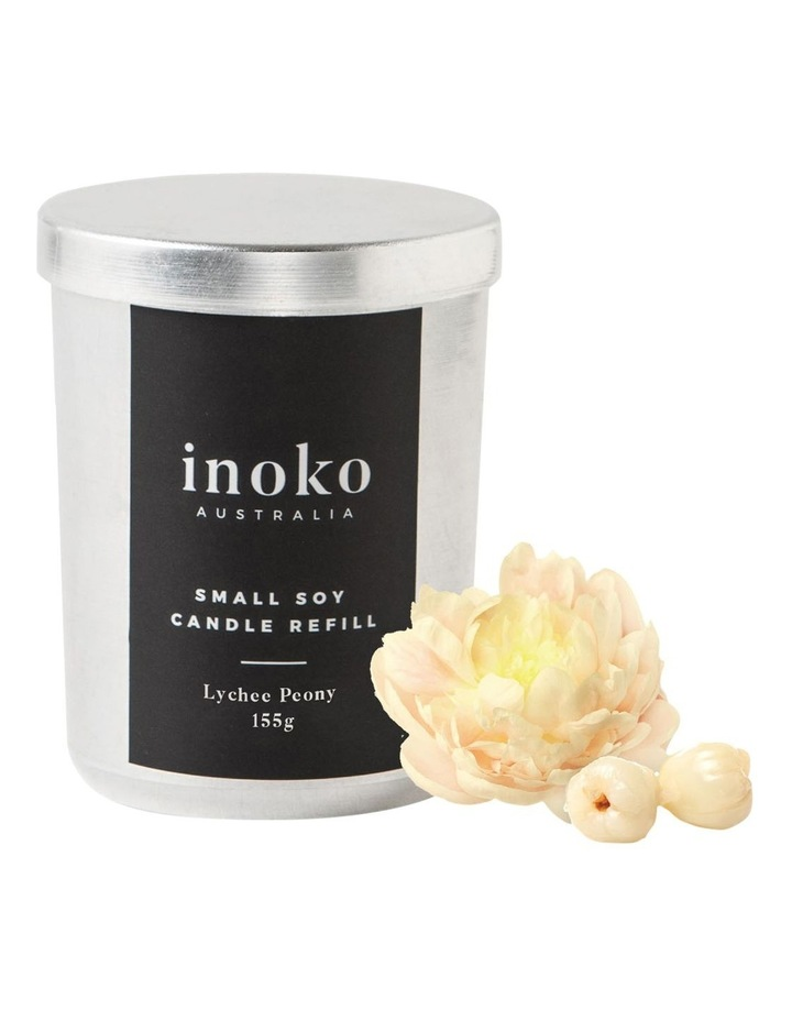 Small Candle Refill Lychee Peony image 1