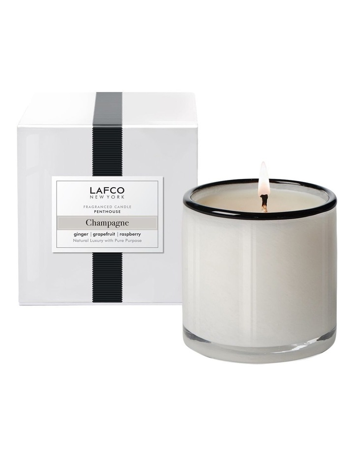Champagne Signature Candle 440G Penthouse image 1