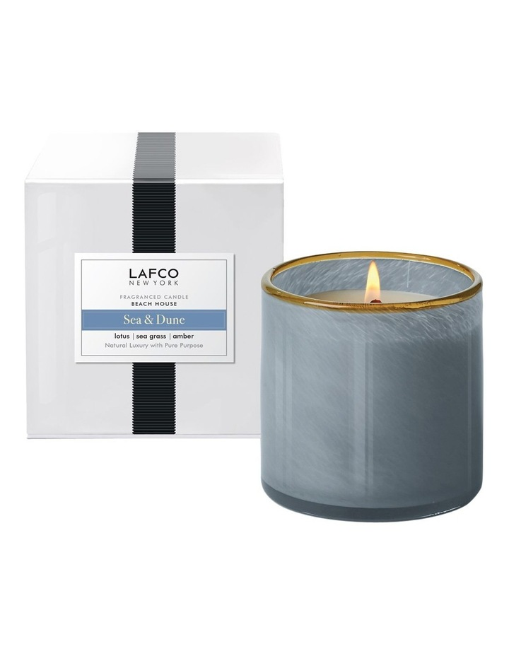 Sea & Dune Signature Candle 440G Beach House image 1