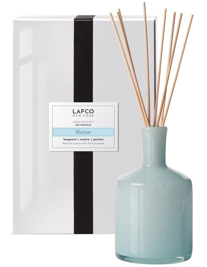 Marine Reed Diffuser Bathroom image 1
