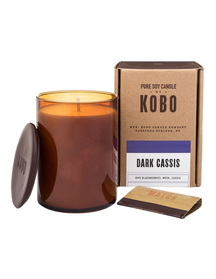 Dark Cassis Candle image 1