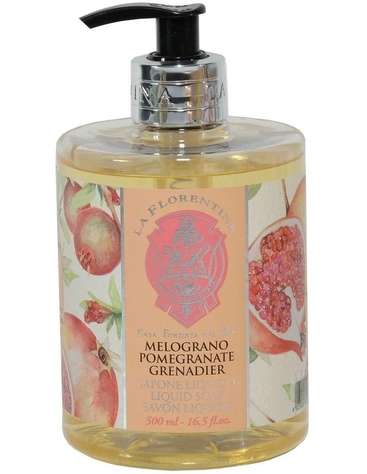 Hand Wash Pomegranate image 1