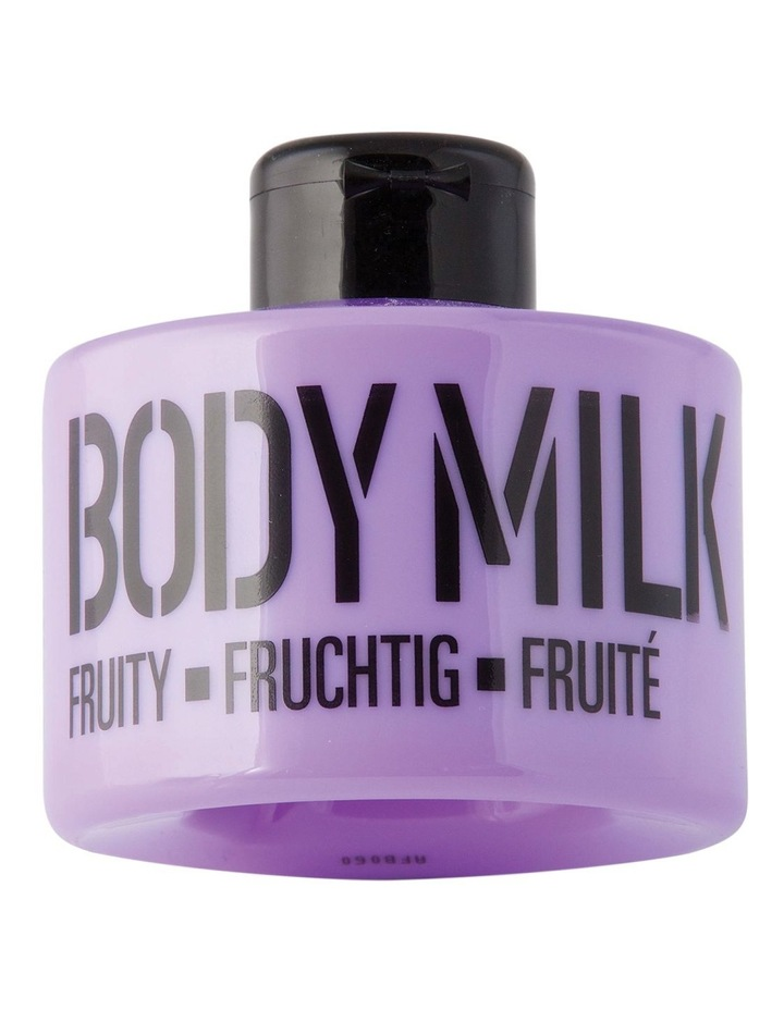 Stackable Body Milk Purple Fruity 300ml image 1