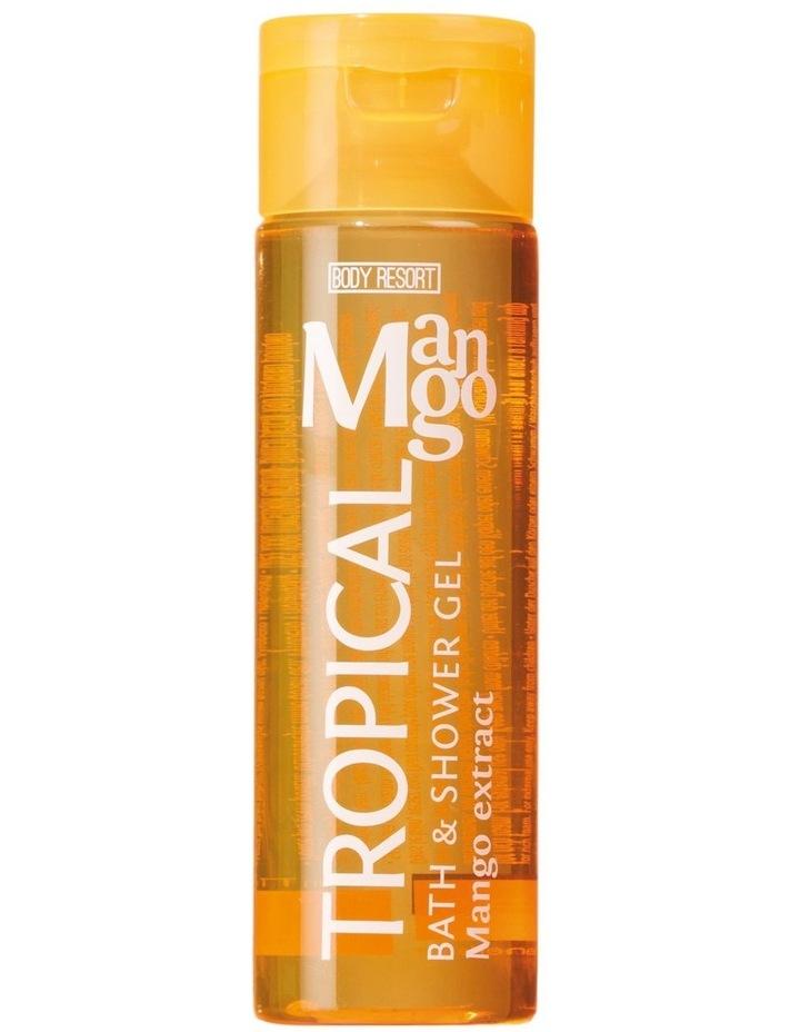 Body Resort Bath & Shower Gel Tropical Mango 250ml image 1