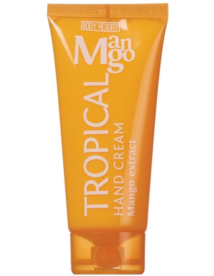 Body Resort Hand Cream Tropical Mango 100ml image 1
