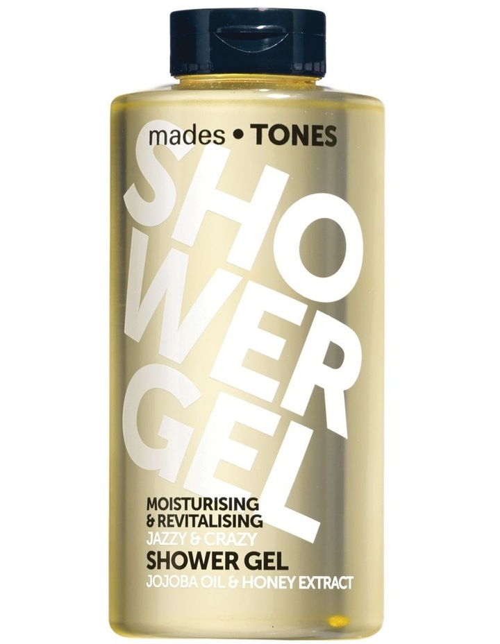 Tones Shower Gel Jazzy & Crazy 500ml image 1