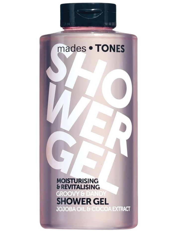 Tones Shower Gel Groovy & Dandy 500ml image 1