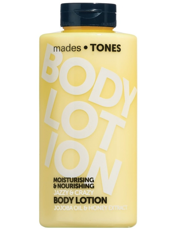 Tones Body Lotion Jazzy & Crazy 500ml image 1