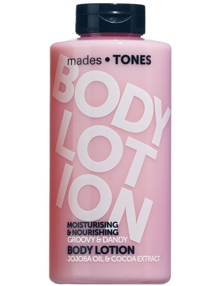 Tones Body Lotion Groovy & Dandy 500ml image 1