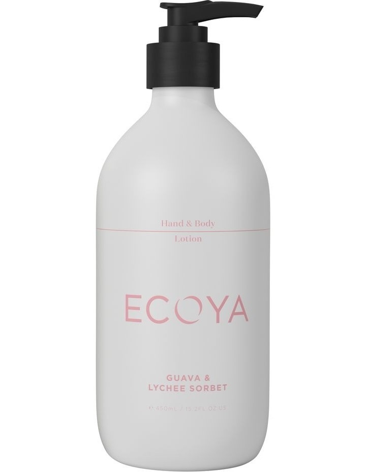 Guava & Lychee Sorbet Hand & Body Lotion image 1