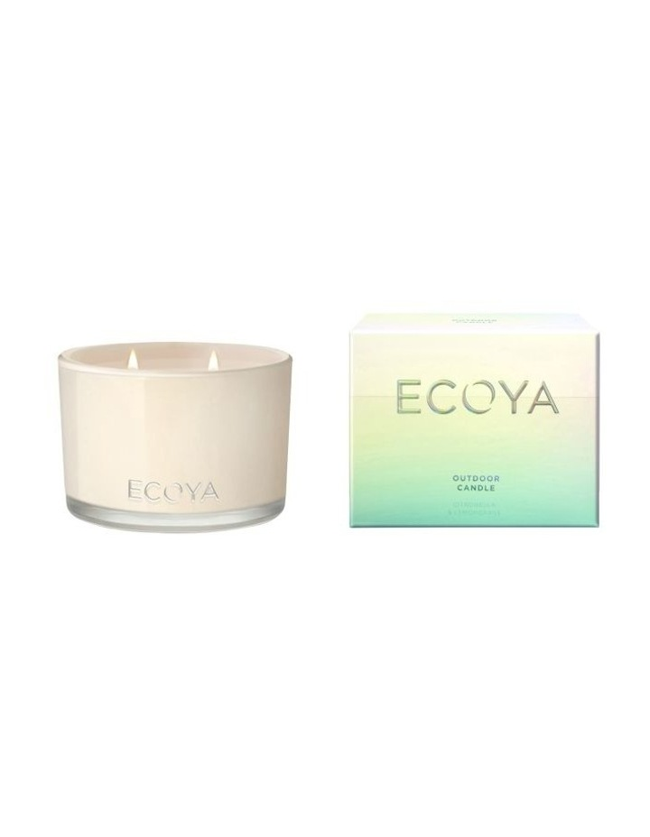 Citronella & Lemongrass Outdoor Candle image 3