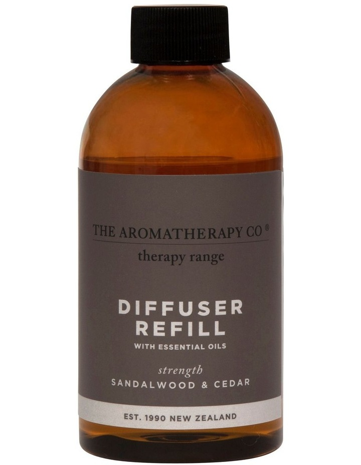 Therapy Diffuser Refill Strength image 1