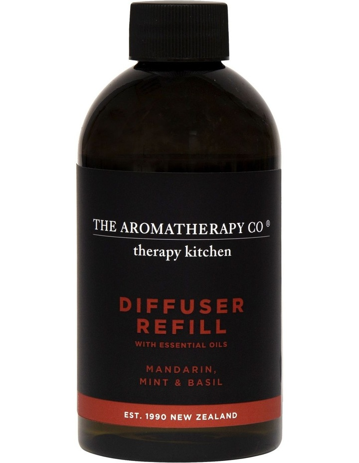 Therapy Kitchen Diffuser Refill Mandarin Mint & Basil image 1