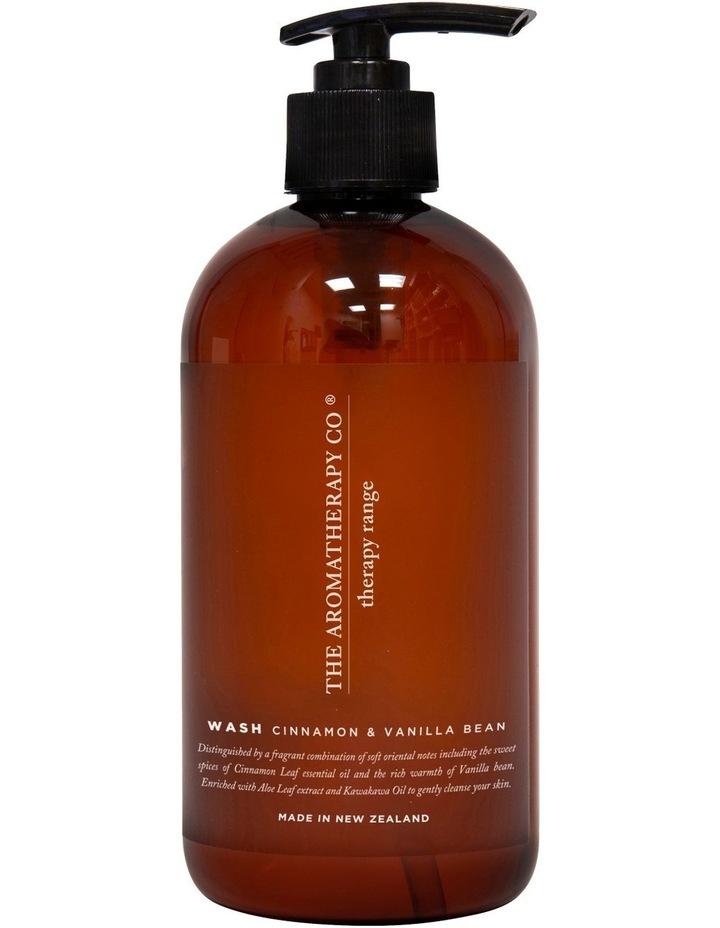 Therapy Hand and Body Wash Cinnamon & Vanilla Bean image 1