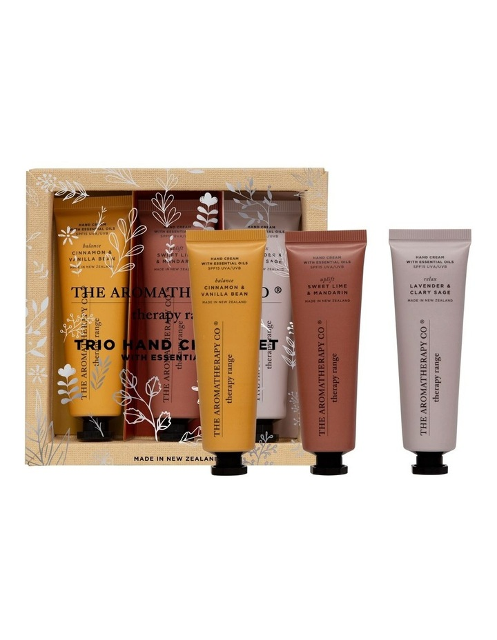 Therapy Trio Hand Cream Set image 1