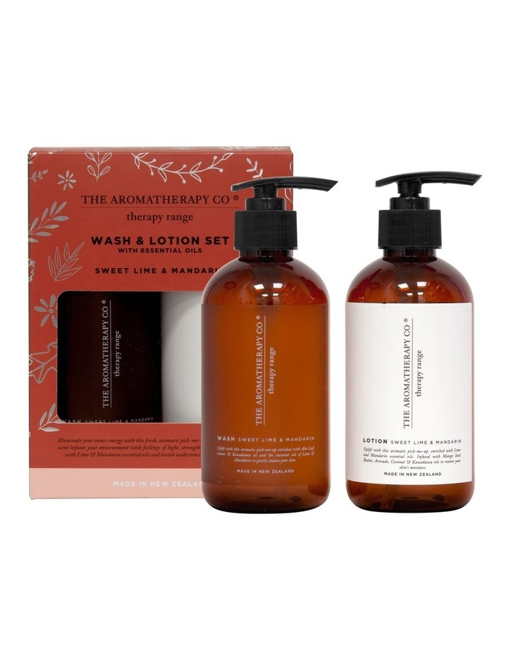 Therapy Wash & Lotion Set Uplift image 1