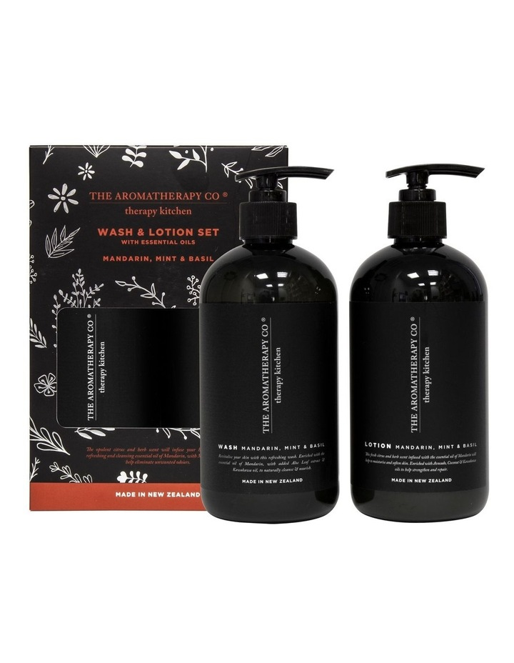 Therapy Kitchen Wash & Lotion Set image 1