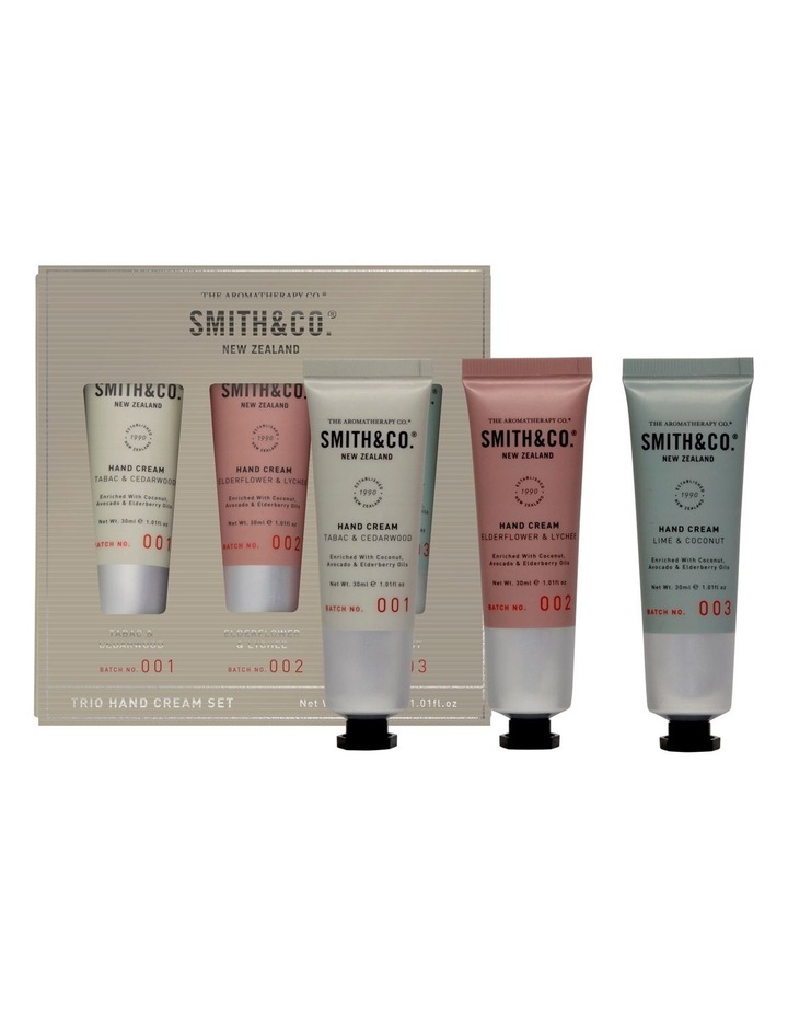 Smith & Co Trio Hand Cream Set image 1