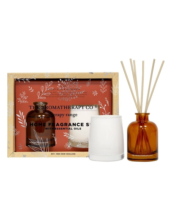 Therapy Home Fragrance Set Uplift image 1