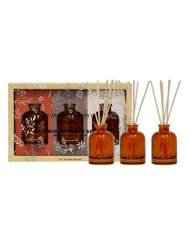 Therapy Trio Diffuser Set image 1