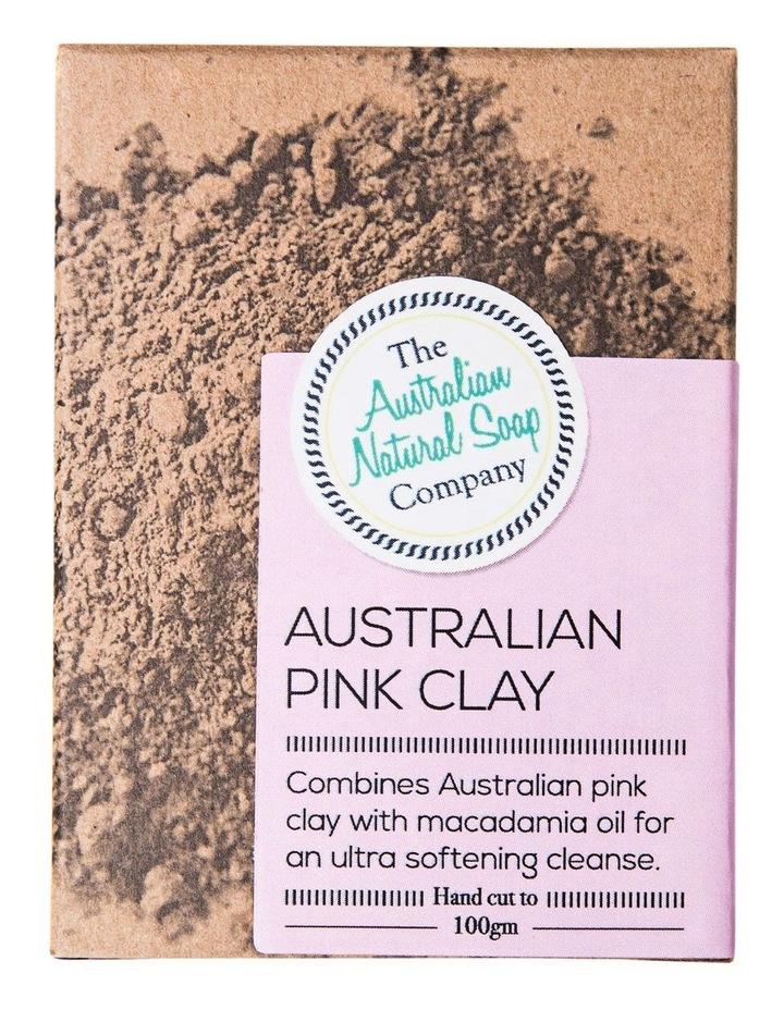 Australian Pink Clay Soap image 1