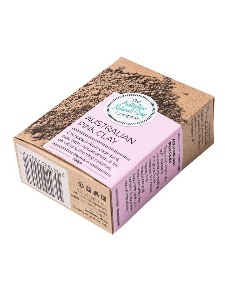 Australian Pink Clay Soap image 2