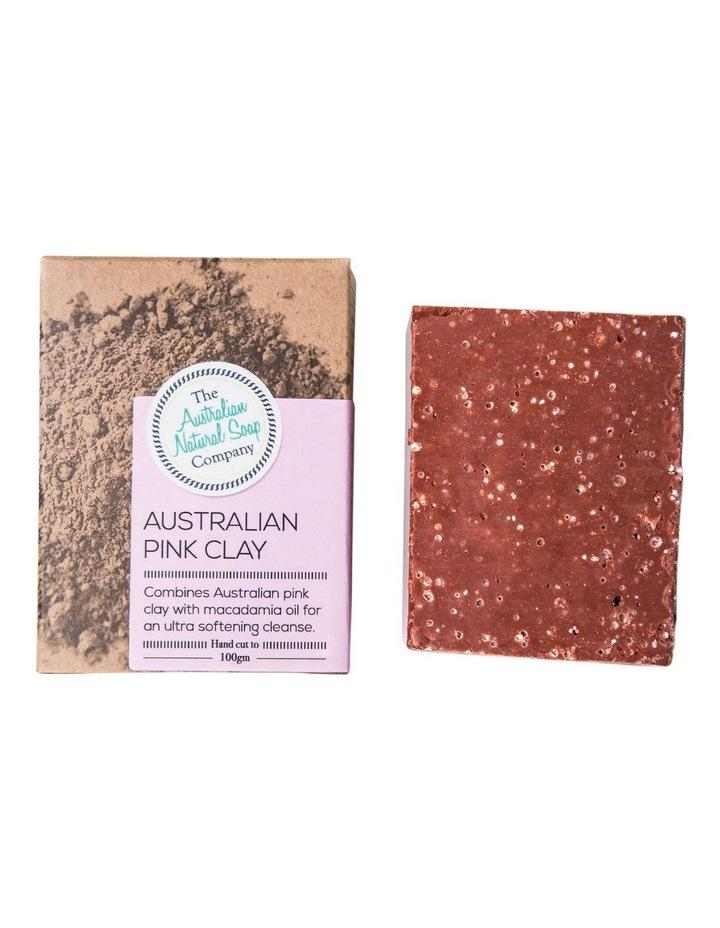 Australian Pink Clay Soap image 3