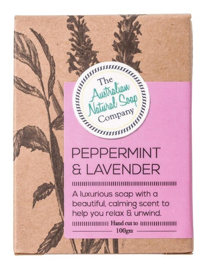 Peppermint & Lavender Soap image 1