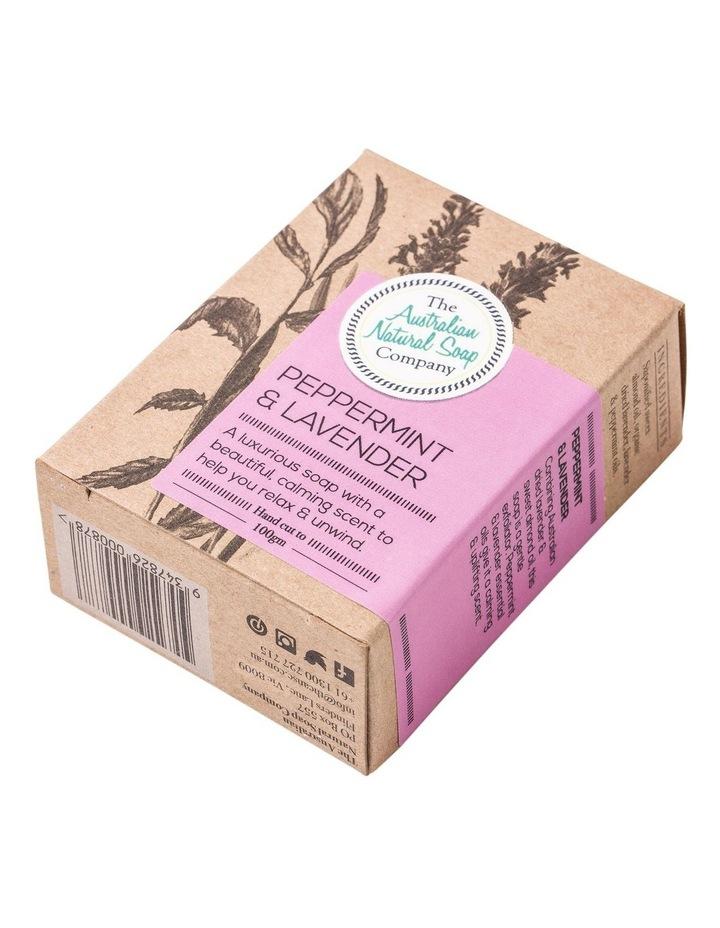 Peppermint & Lavender Soap image 2