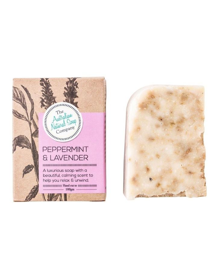 Peppermint & Lavender Soap image 3