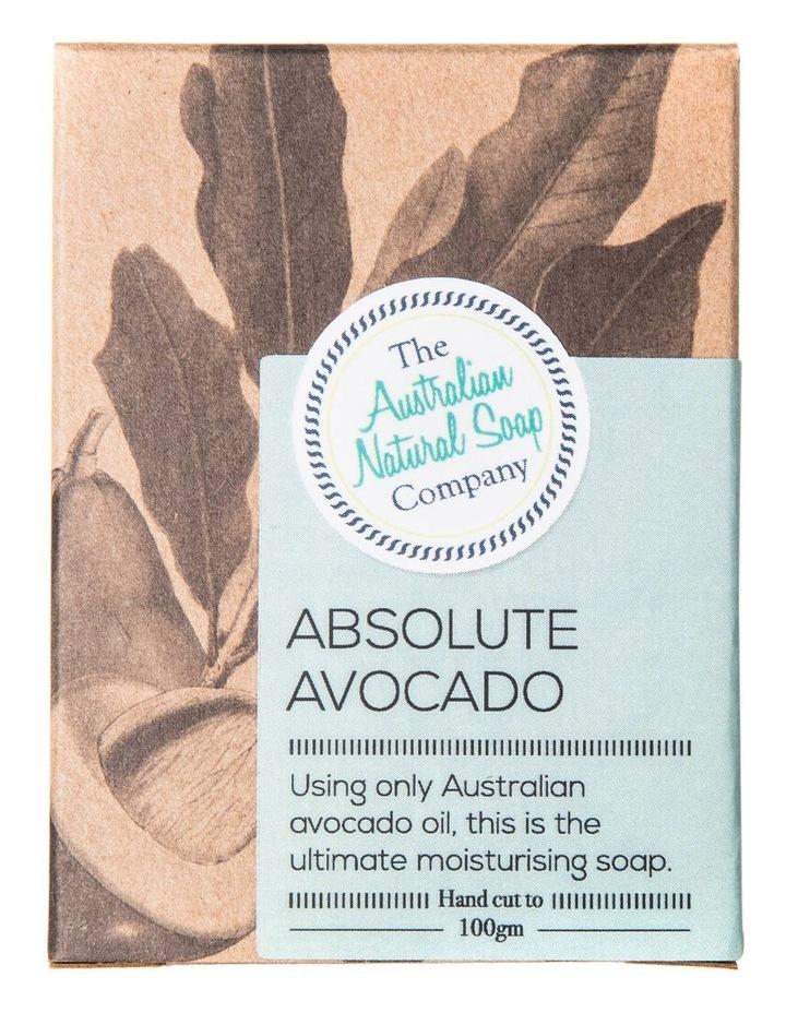 Absolute Avocado Soap image 1