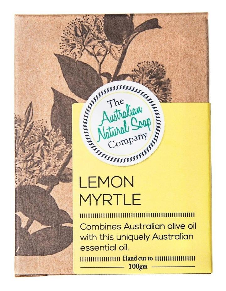 Lemon Myrtle Soap image 1