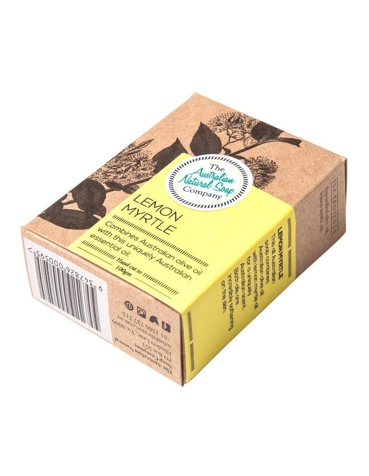 Lemon Myrtle Soap image 2