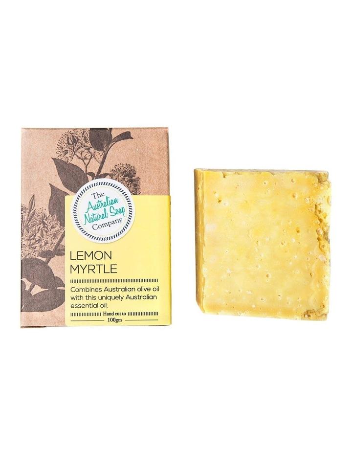 Lemon Myrtle Soap image 3