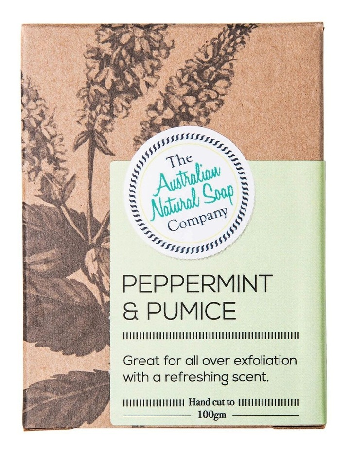 Peppermint & Pumice Soap image 1