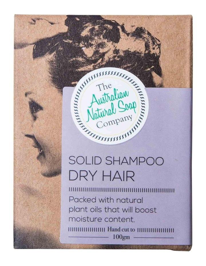 Solid Shampoo Dry Hair image 1