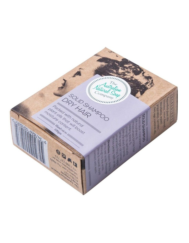 Solid Shampoo Dry Hair image 2