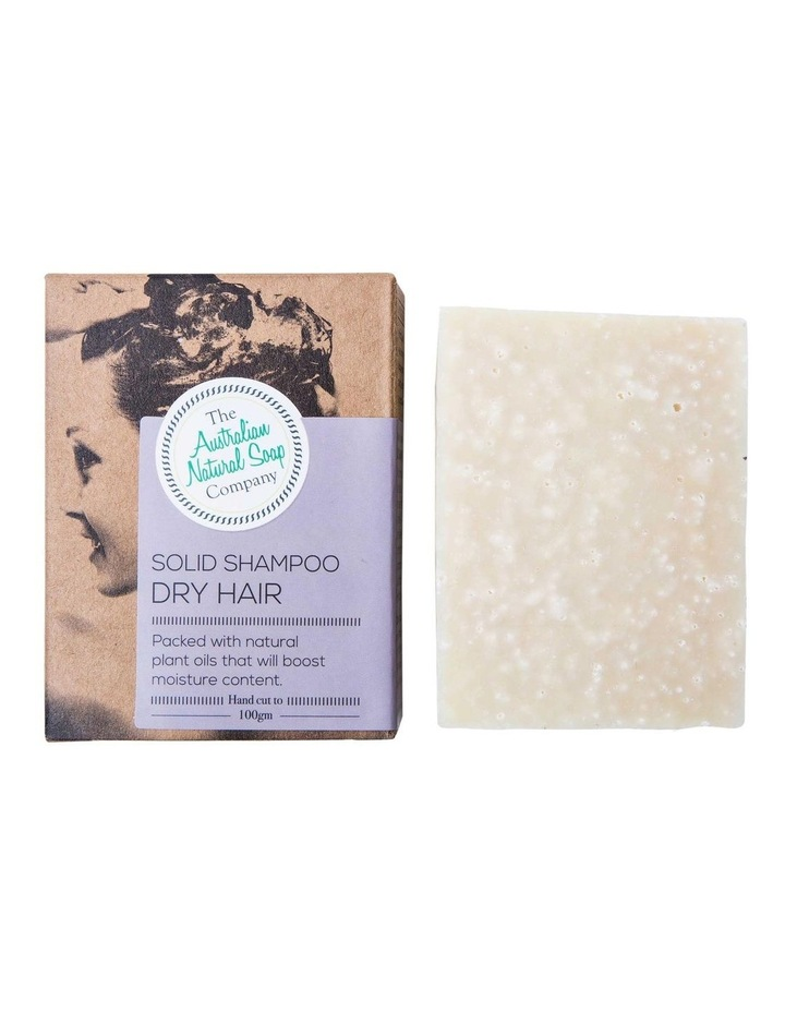 Solid Shampoo Dry Hair image 3