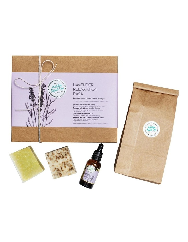 Lavender Relaxation Gift Pack image 2