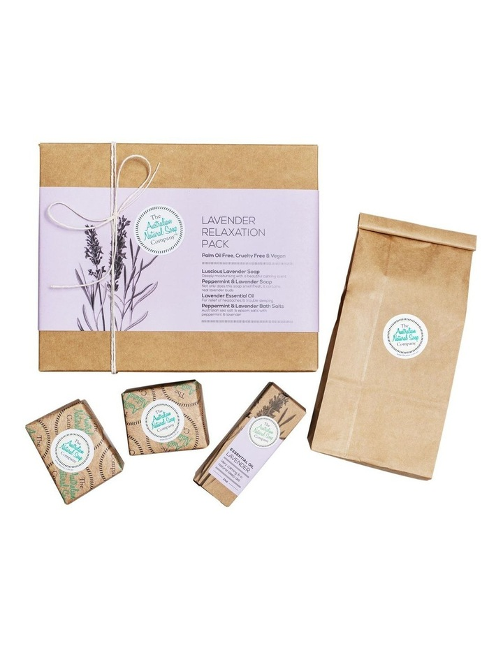 Lavender Relaxation Gift Pack image 3