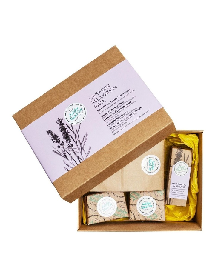 Lavender Relaxation Gift Pack image 5