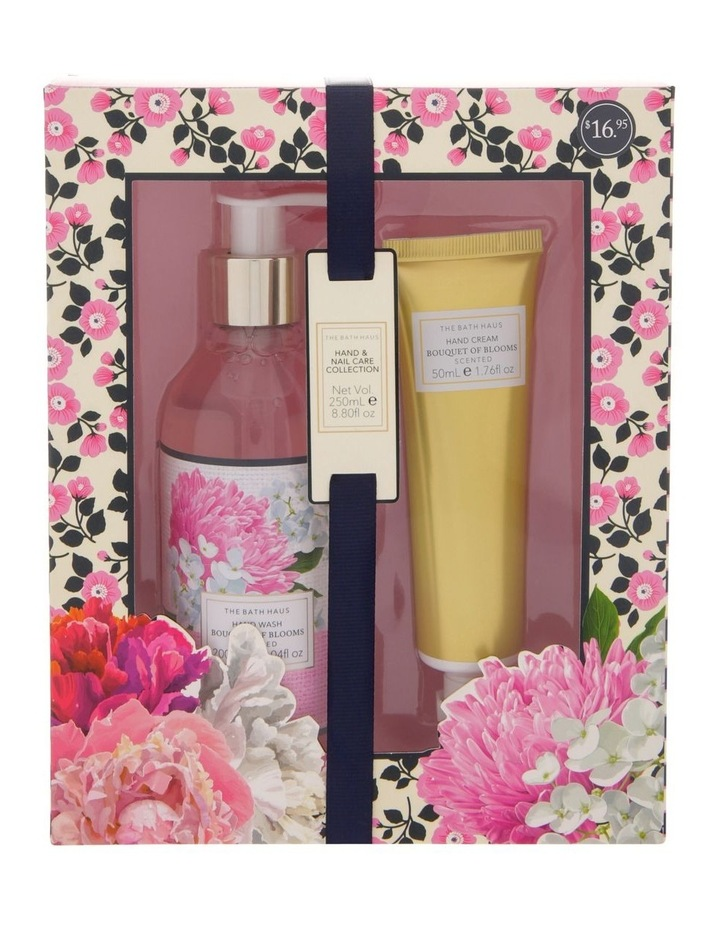 The Bath Haus Bouquet of Blooms Hand and Nail Care Collection image 1