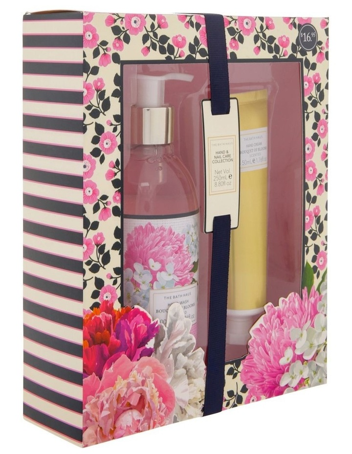The Bath Haus Bouquet of Blooms Hand and Nail Care Collection image 2