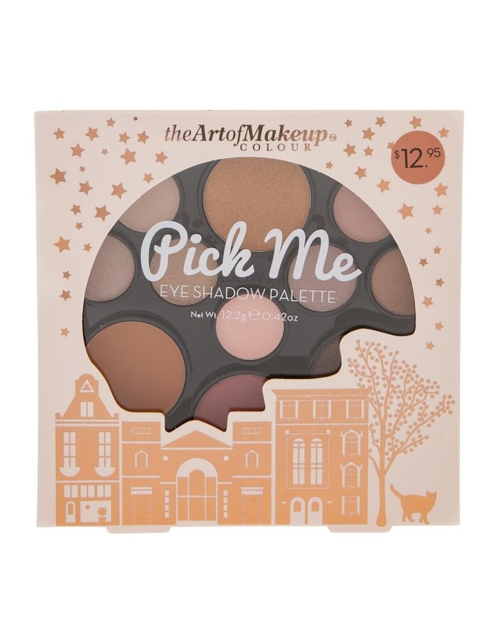 The Art of Makeup Pick Me Eyeshadow Palette image 1