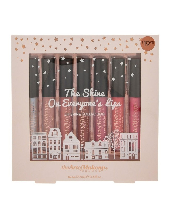 The Art of Makeup The Shine on Everyone's Lips Lip Shimmer Collection image 1