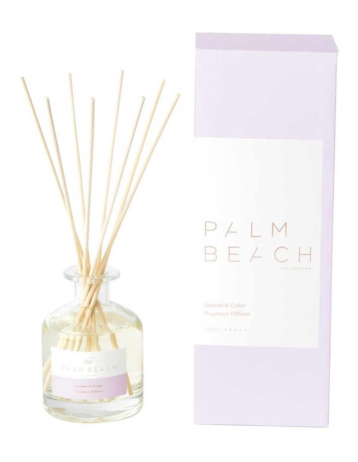 Jasmine & Cedar Fragrance Diffuser image 1