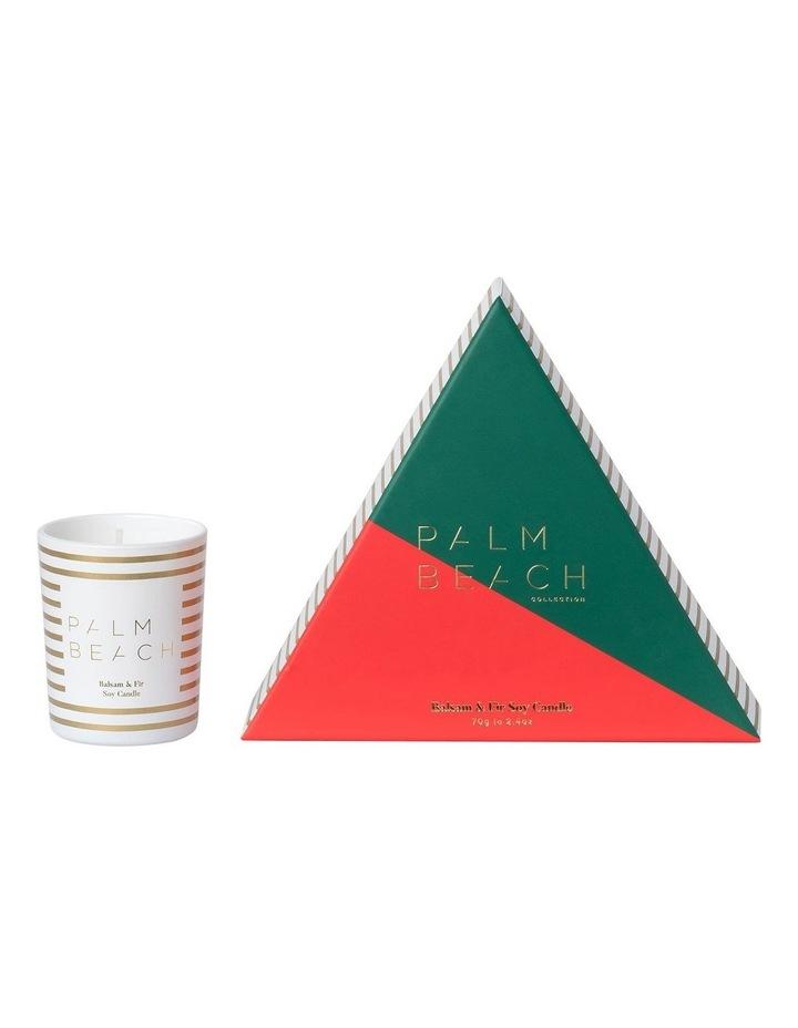 Balsam & Fir Mini Candle image 1
