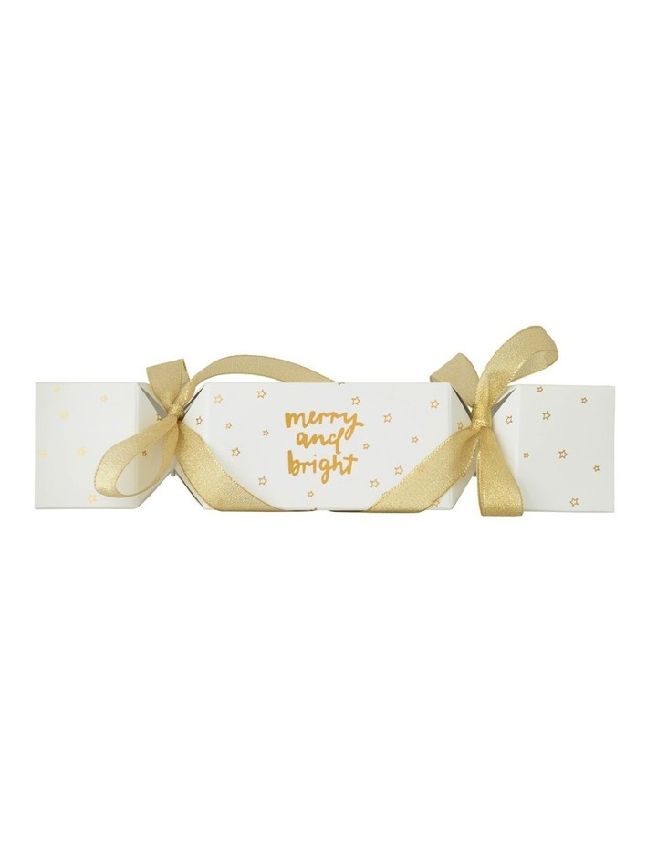 Sugared Shortbread Christmas Cracker Candle 60g image 2